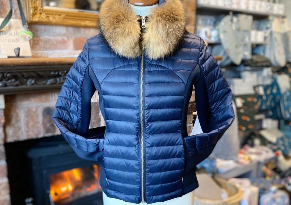 The latest Guinea jackets are in