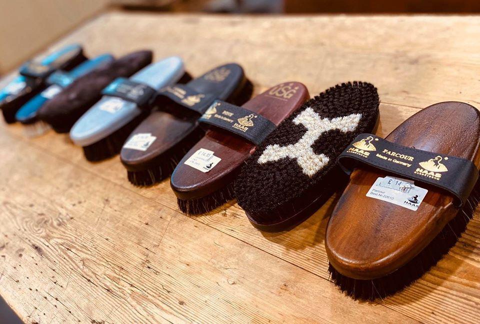 Haas brush range